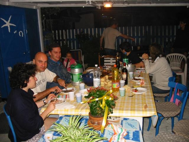 Grigliata in Baracca
