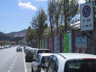 Via Aurelia a Vado Ligure