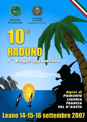Decimo Raduno Alpini Savona