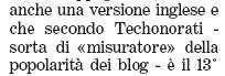 Techonorati