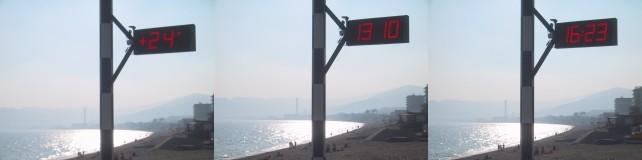 24 gradi a Savona