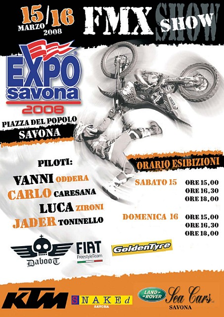 Freestyle ad Exposavona2008