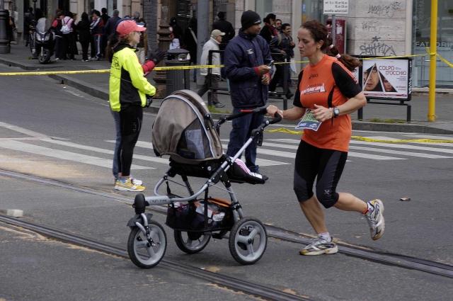 mamma (e figlia?) sprint