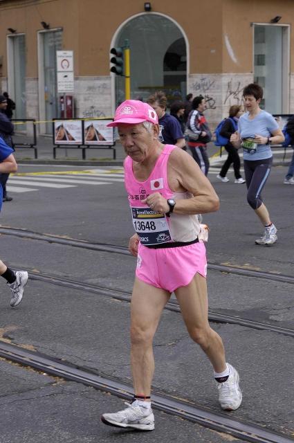 PJR - Pink Japanese Runner