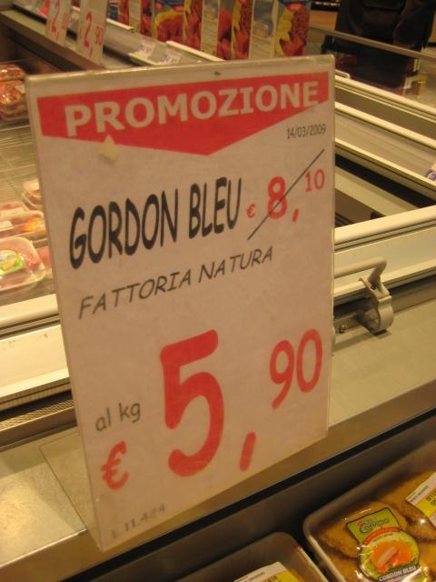 Gordon Bleu