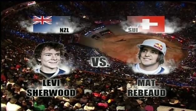 Levi vs Mat in 2nd semifinal