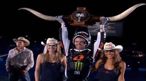 Nate Adams vince in Texas