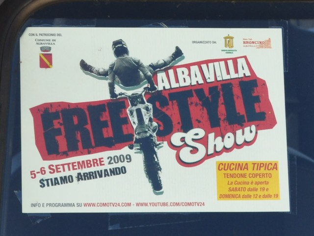 Freestyle Show ad Albavilla